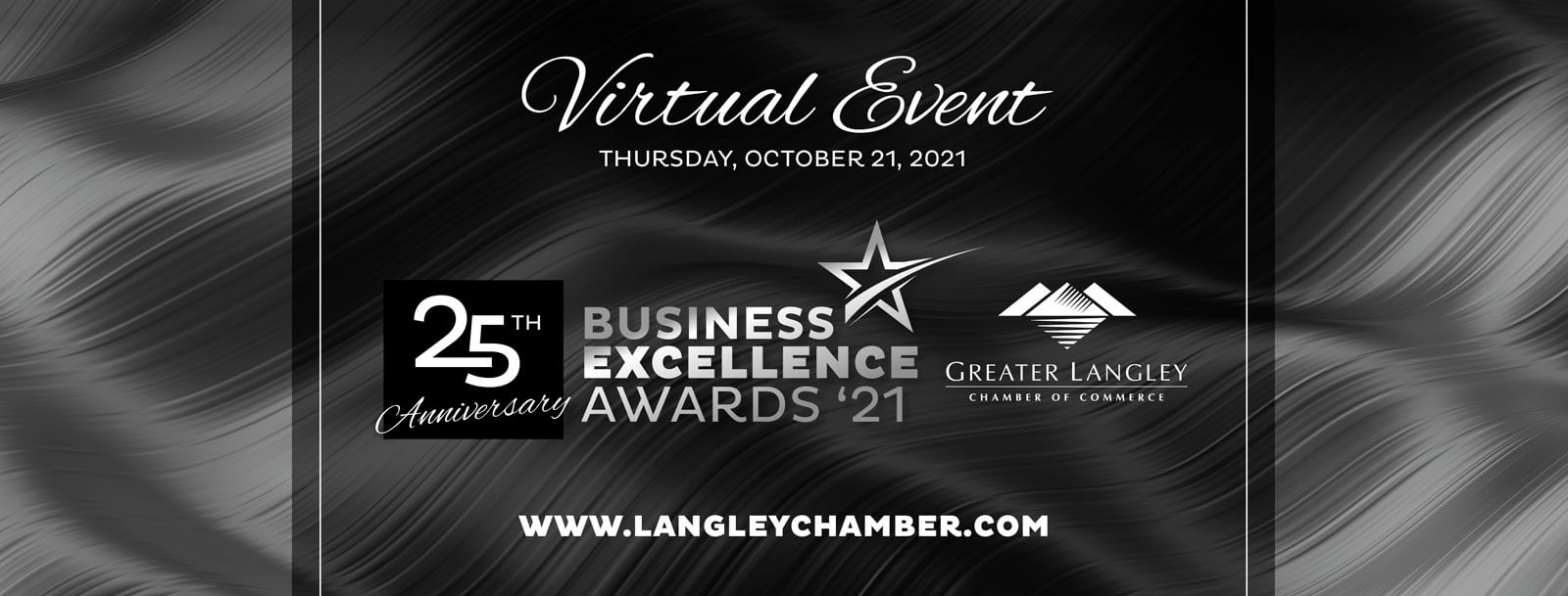 business excellence award banner