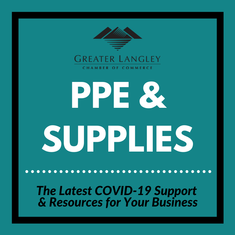 ppe supplies graphic