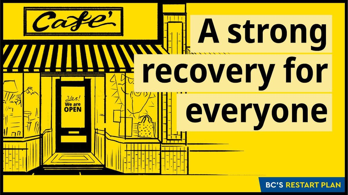 strong recovery banner