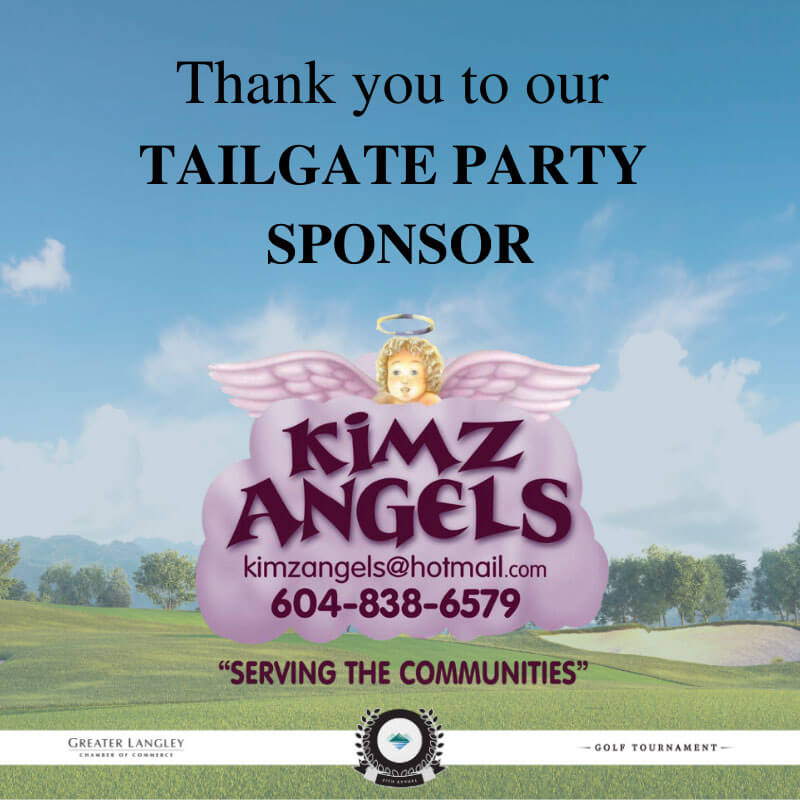 Tailgate Party Sponsor