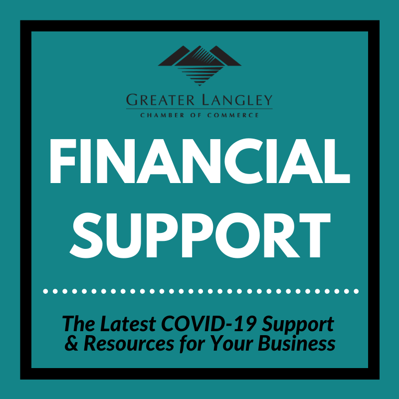 financial support graphic