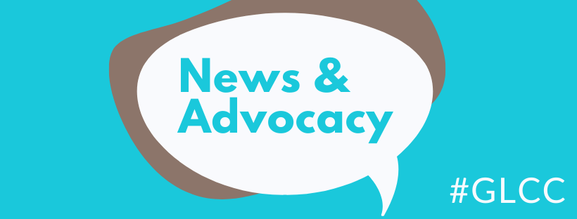 news and advocacy banner