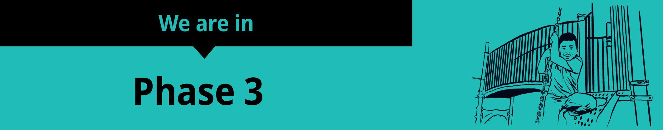 phase 3 banner