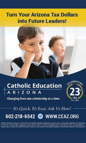 Catholic Education Banner