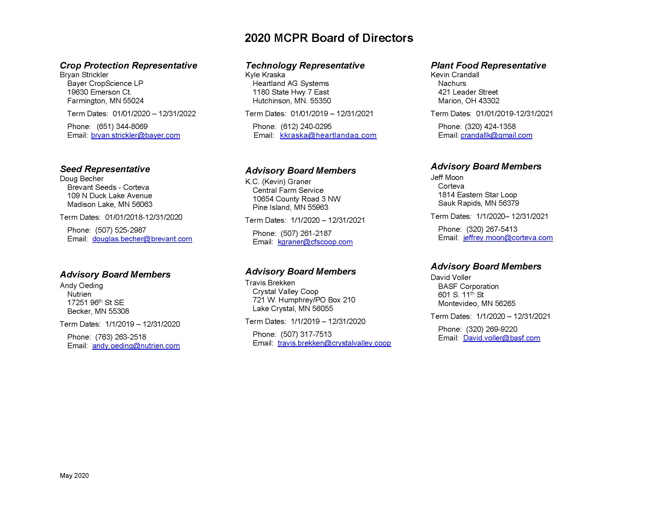 2020 MCPR Board of Directors_May2020_Page_2