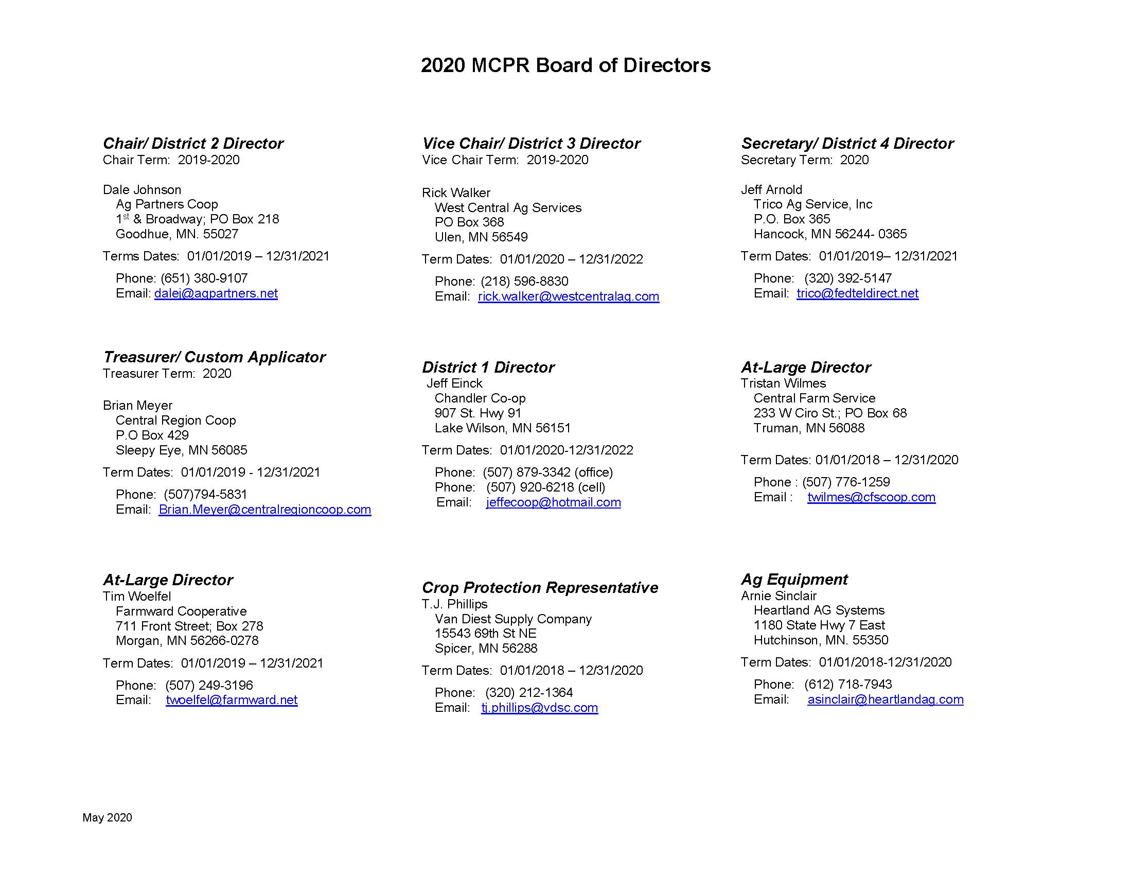 2020 MCPR Board of Directors_May2020_Page_1