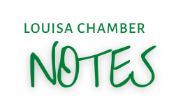 Louisa Chamber Notes