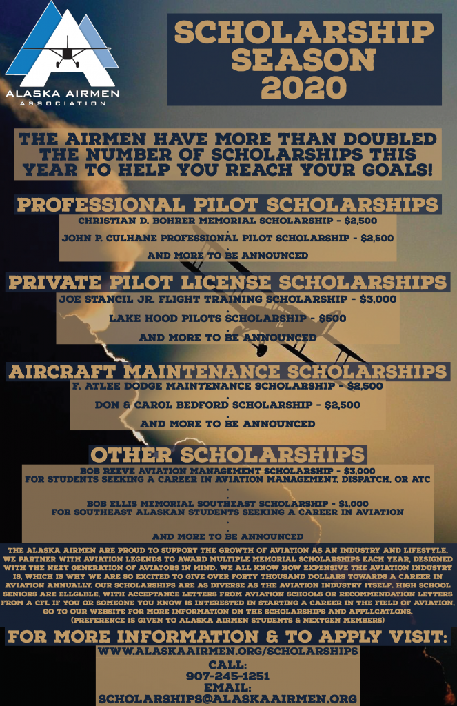 Scholarship Poster 3.0