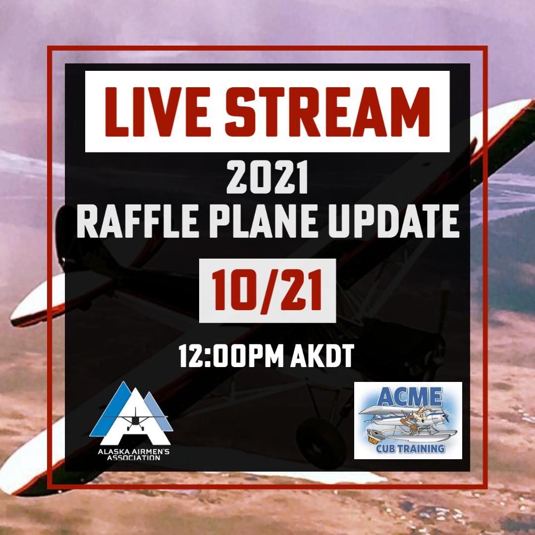 2021 Live Stream Raffle