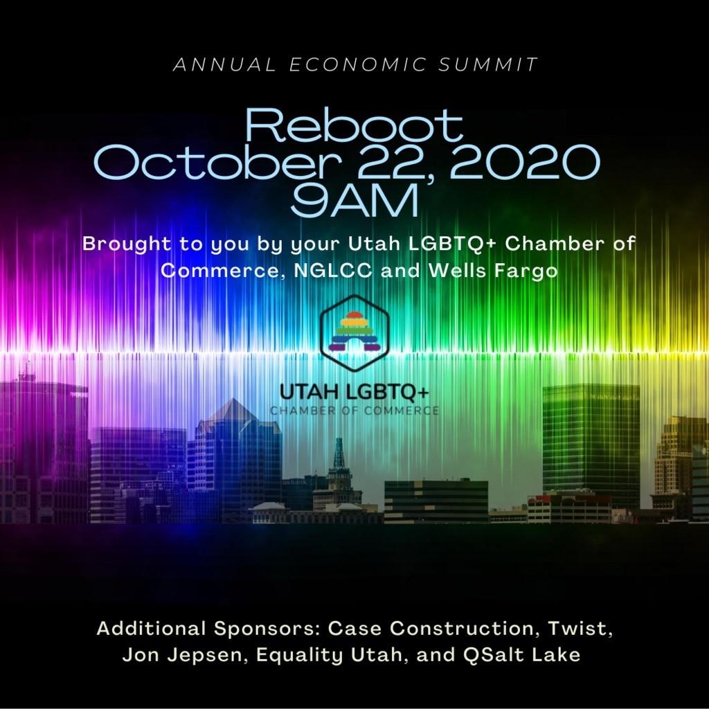 """UT LGBTQ+ Economic Summit """"Reboot 2020"""""""
