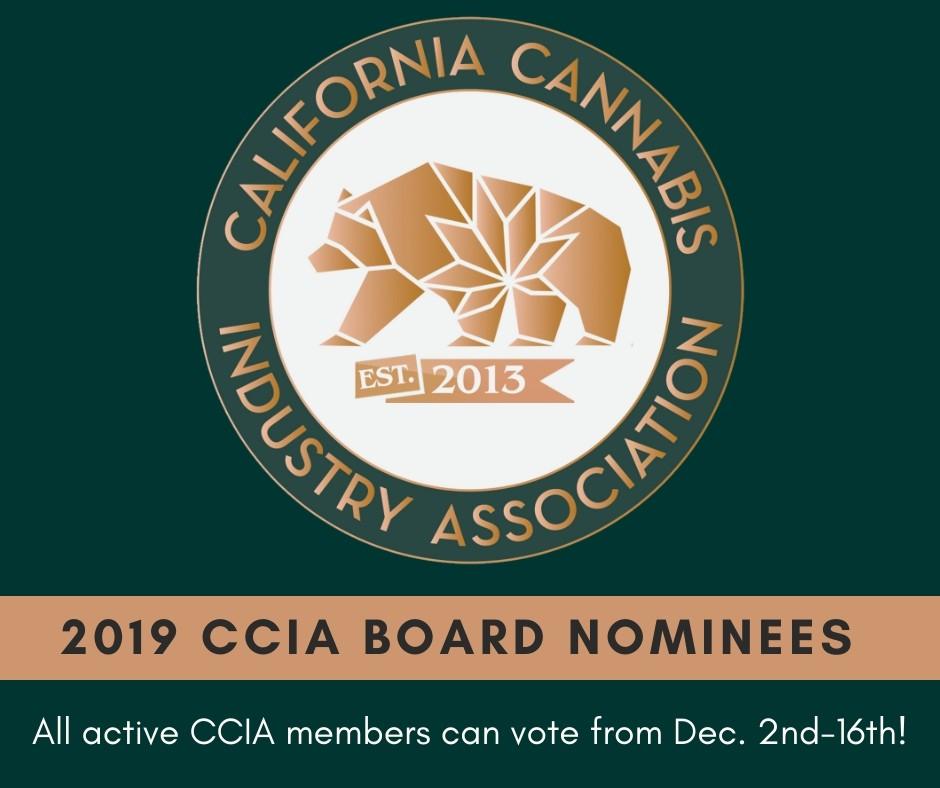 CCIA Board Nominees (2)