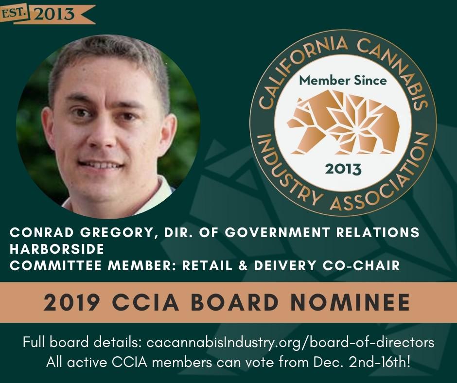 CCIA Board Nominees (5)
