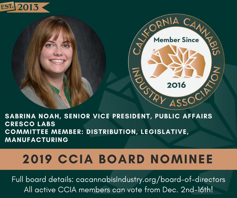 CCIA Board Nominees (15)