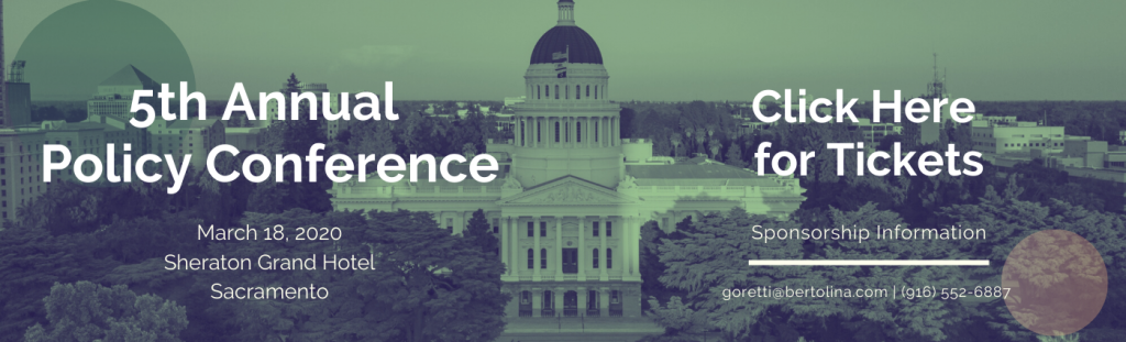 5th Annual Policy Conference - Website Banner
