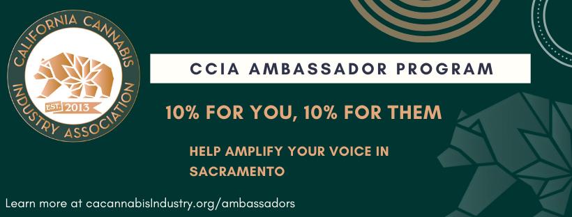 CCIA Ambassador Program