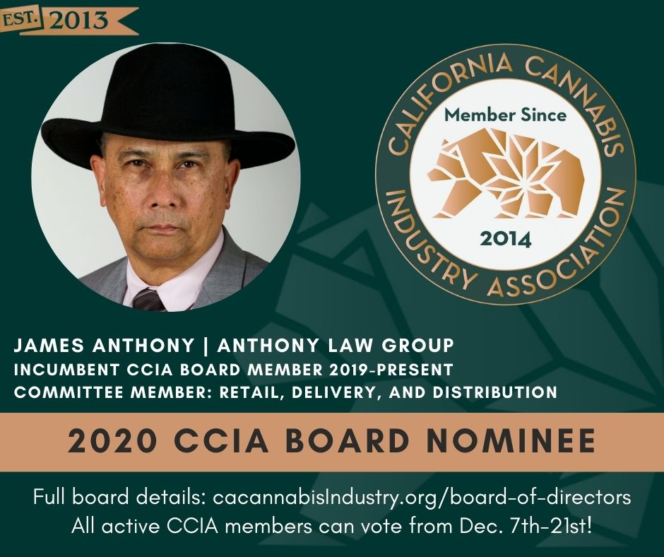 2020 CCIA Board Nominees GraphicAnthony