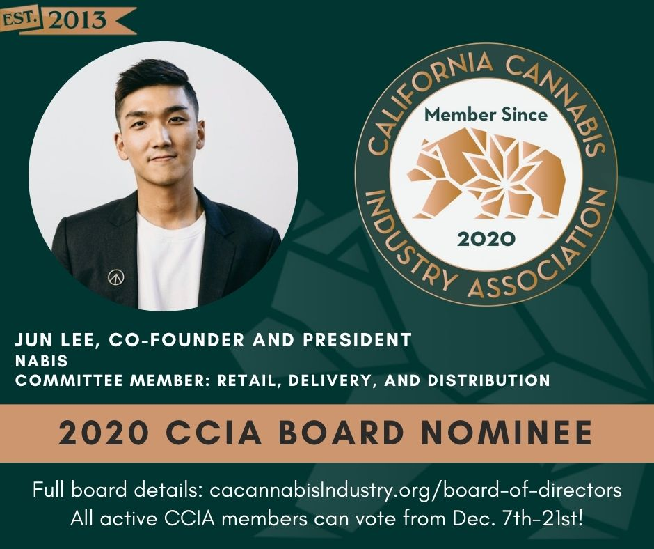 2020 CCIA Board Nominees GraphicLee