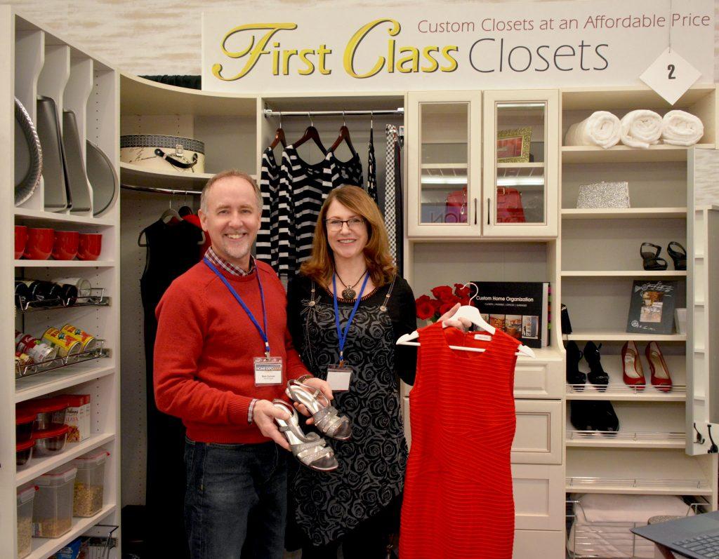 26 First Class Closets