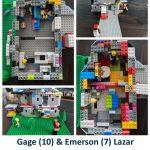 10 & 7 Yr Old Gage and Emerson Lazar