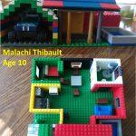 10 Yr OLd Malachi Thibault