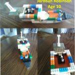 10 Yr Old Jorddan Robinson
