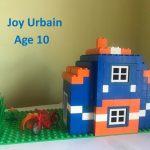 10 Yr Old Joy Urbain