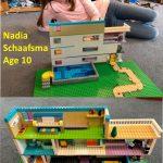 10 Yr Old Nadia Schaafsma