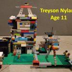 11 Yr Old Treyson Nyland