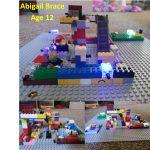 12 Yr Old Abigail Brace
