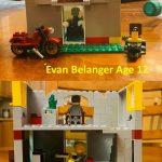 12 Yr Old Evan Belanger