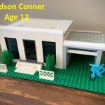 12 Yr Old Hudson Conner