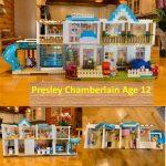 12 Yr Old Presley Chamberlain
