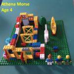 4 Yr Old Athena Morse