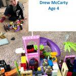 4 Yr Old Drew McCarty