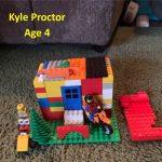4 Yr Old Kyle Proctor