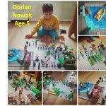 5 Yr Old Dorian Nowak
