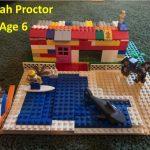 6 Yr Old Farrah Proctor