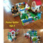 6 Yr Old Porter Keller