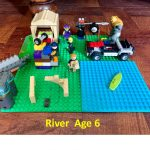6 Yr Old River