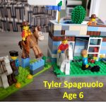 6 Yr Old Tyler Spagnuolo