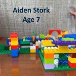 7 Yr Old Aiden Stork