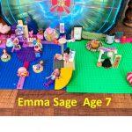 7 Yr Old Emma Sage