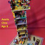 8 Yr Old Avarie Cline
