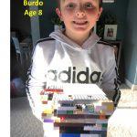 8 Yr Old Brandt Burdo