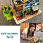 8 Yr Old Eleri Schaafsma