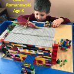 8 Yr Old Jacob Romanowski