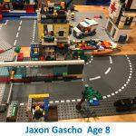 8 Yr Old Jaxon Gascho
