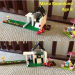 8 Yr Old Maria Rosenlund