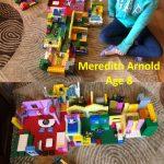 8 Yr Old Meredith Arnold