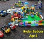 8 Yr Old Ryder Badour